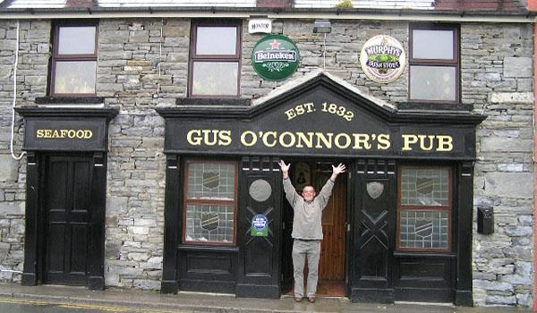 One of Doolin's Famous Pubs