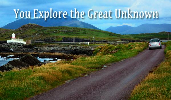 Our Vacations give you the freedom to explore at your own pace. No Stress. Just Sit Back, Relax & Enjoy Your Vacation!