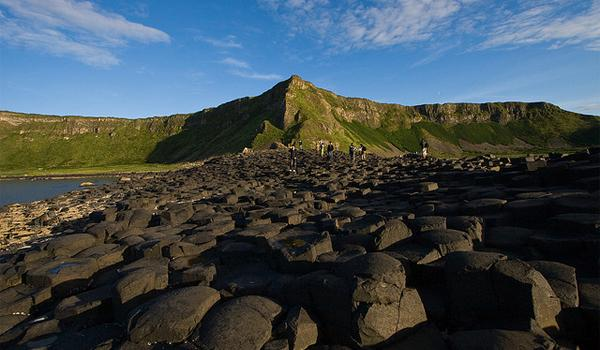 Giant's Causeway - UNESCO Heritage Site - Northern Ireland