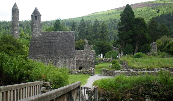 Glendalough - A 6th Century Monastic Site in County Wicklow - A Must See!