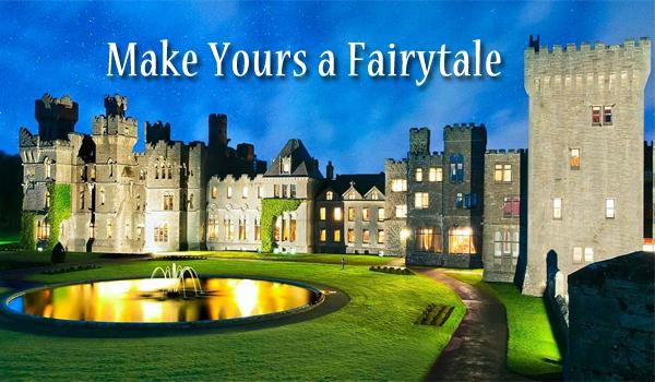 Make Your Honeymoon a Fairytale to Remember!