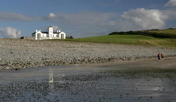 Moy House - Manor House in County Clare Overlooking the Atlantic Ocean