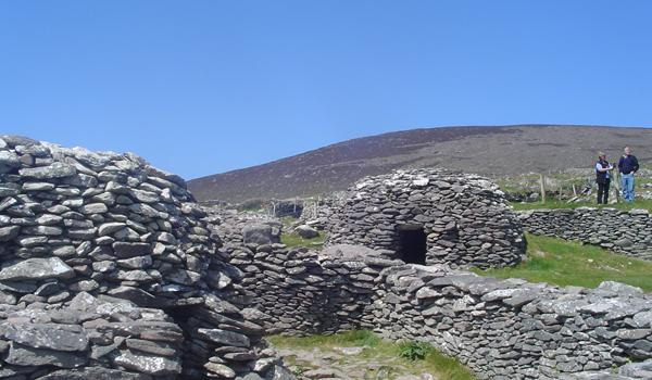 Ancient Beehive Huts, Dingle