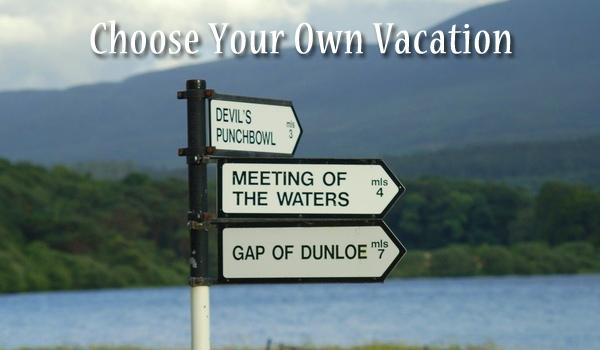 The Choices are Yours - Hotels, Unique Experiences and Transportation. You do the Dreaming & we do the Details.