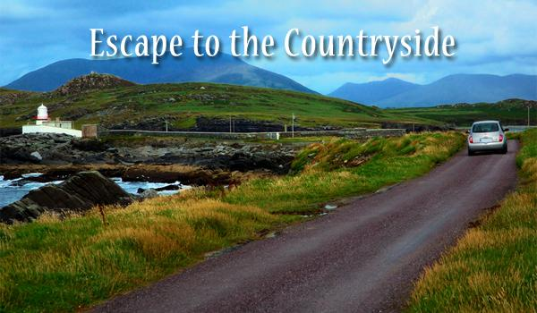 We will recommend the most romantic spots to visit around Ireland's picturesque countryside.