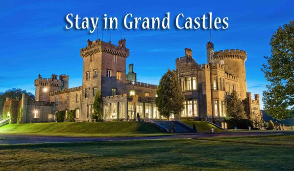 Is there a better way to begin your marriage than in a castle? We will recommend the best castle hotels for your honeymoon.