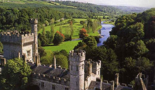 Lismore Castle Tucked Away in the Serene Waterford Countryside
