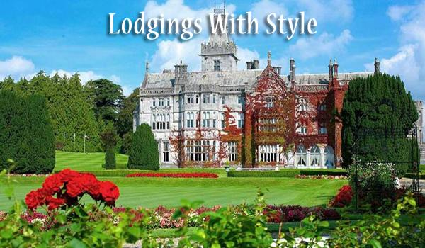 From B&Bs to Stylish Hotels to Grand Castles & Manors - the Choice is Yours! Mix & Match to Create a Unique Vacation Experience.
