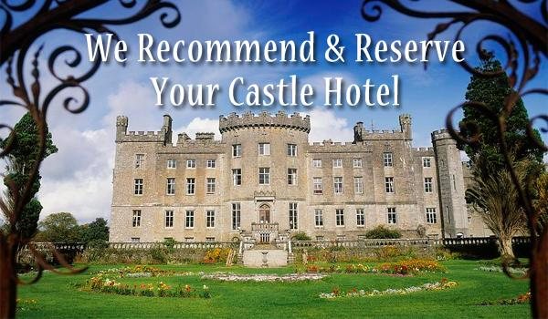 Stay a Night in an Authentic Irish Castle! Our Experts will recommend the best ones to stay in.