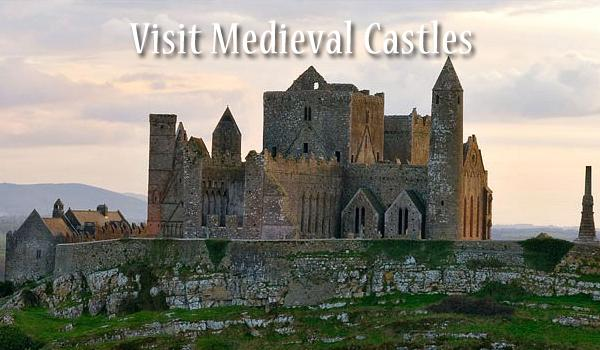 No visit to Ireland or Scotland would be complete without a visit to one of the Medieval Castles that dot the countryside.  We'll recommend the best castles to visit in each area you are staying.