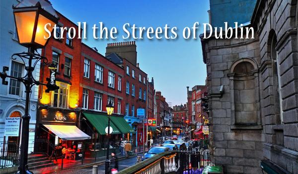 We will recommend & reserve the best hotels and experiences in Dublin.