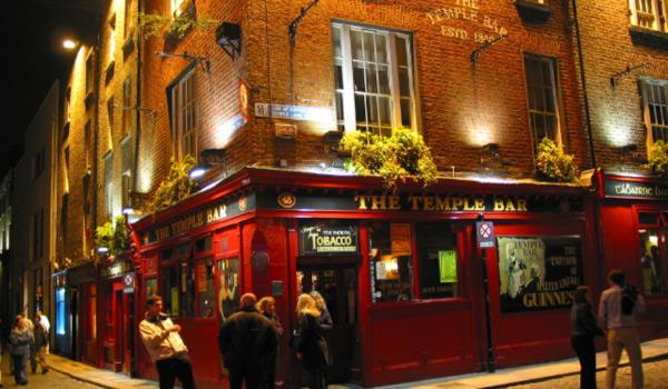 Enjoy Dublin's Best Pubs on the Evening Pub Crawl
