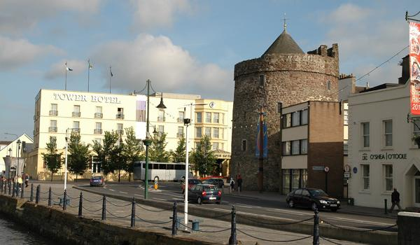 Reginald's Medieval Tower - Waterford City