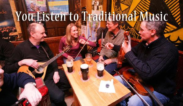 Ireland is renowned for its Traditional Irish Music. If you'd like to include the best spots for music, our experts will create your vacation around these musical hot-spots.