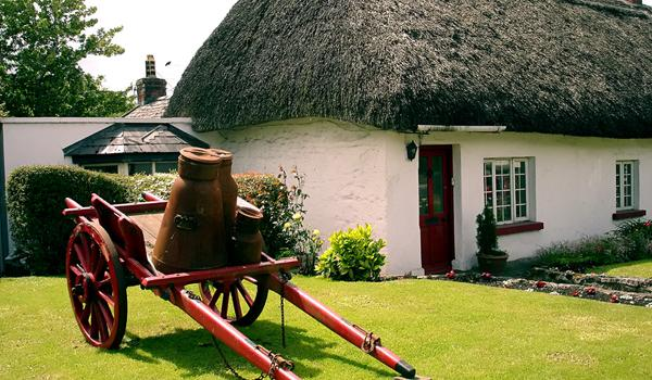 Bunratty Folk Park Cottage