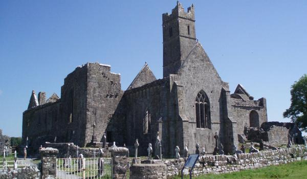 Quin Abbey, County Clare