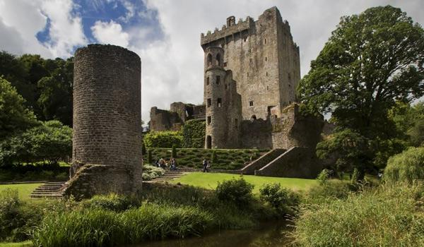 Impressive Blarney Castle in County Cork