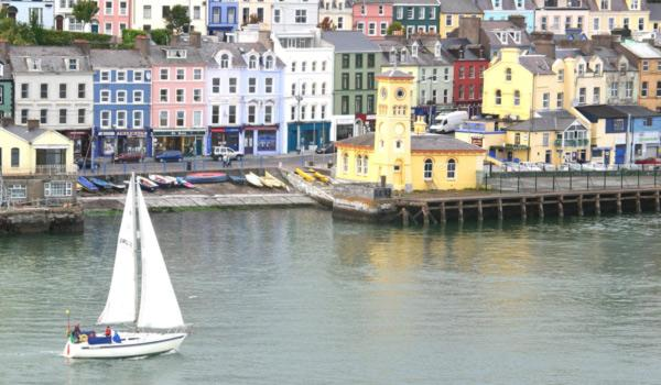 Cobh Village - County Cork