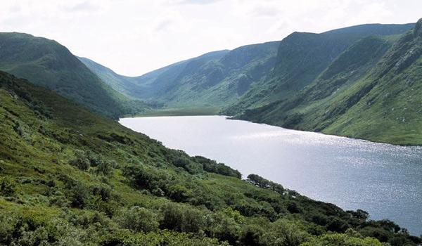 Glenveagh National Park in County Donegal