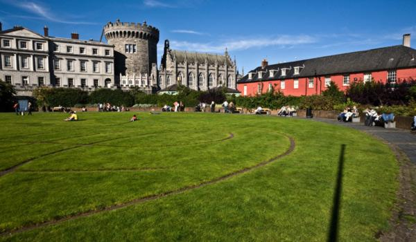 Dublin Castle, County Dublin, Ireland
