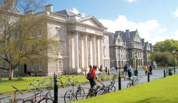 Trinity College Dublin - Home of the Book of Kells
