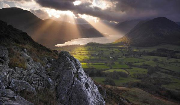 The Stunning Lake District of Northern England