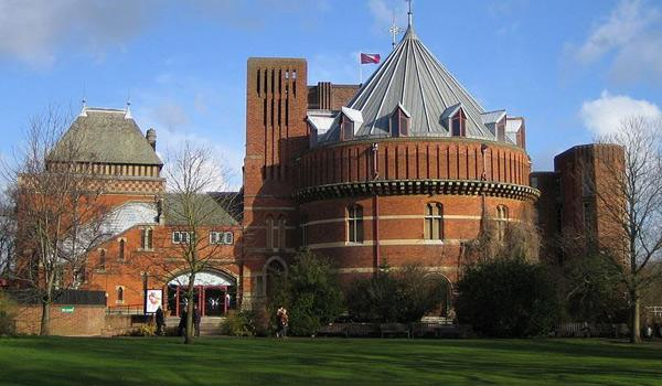 The Royal Shakespeare Theatre in Stratford-Upon-Avon
