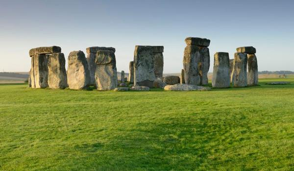 The Mysterious Standing Stones of Stonehenge