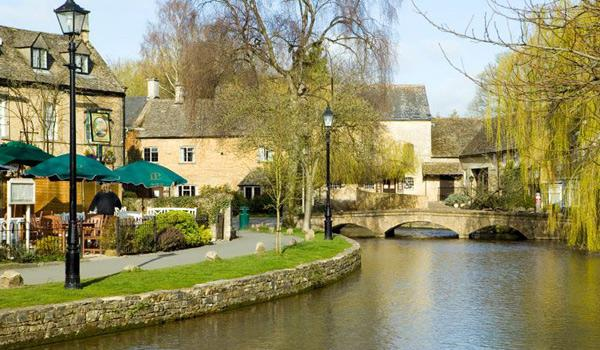 The Charming Cotswold Vilage of Bourton-on-the-Water