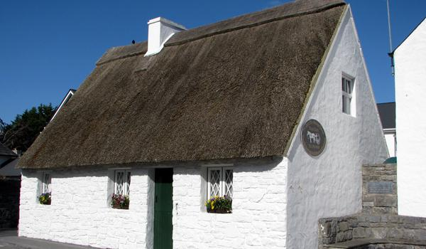 Quiet Man Cottage - Cong, County Mayo