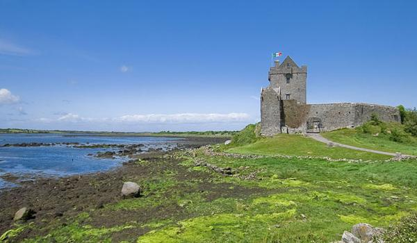 Dunguaire Castle, Kinvara, County Galway