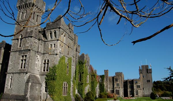 Ashford Castle: 5 Star Luxury Castle Hotel