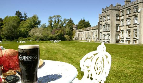 Enjoy a Pint of Guinness at Ballyseede Castle