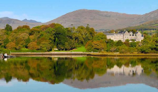 Kenmare Park Hotel: 5-Star Manor House Hotel on Kenmare Bay