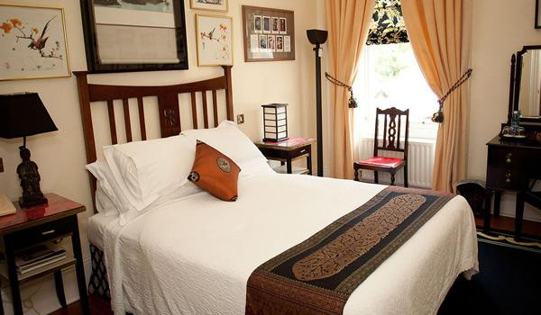 A Comfortable, Characterful & Inviting Room at The Mustard Seed