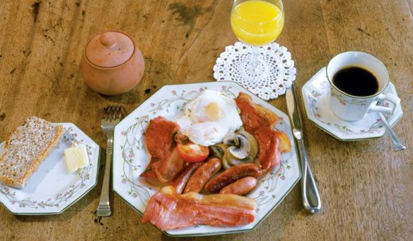 Full Irish Breakfast - Included with Each Night of your Stay