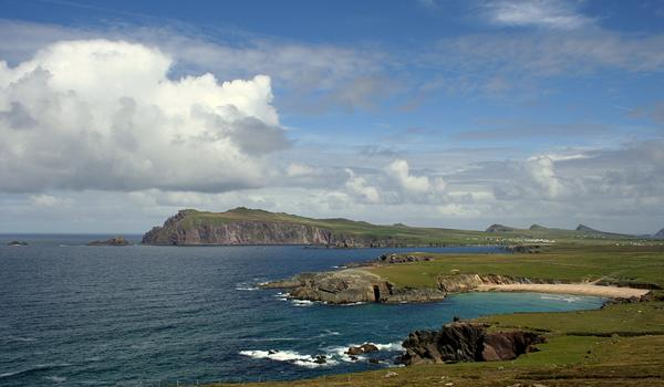 Dingle Coastline - Western Ireland