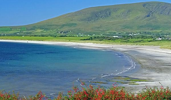 The Ring of Kerry is 230 km of breathtaking peninsula coastline.