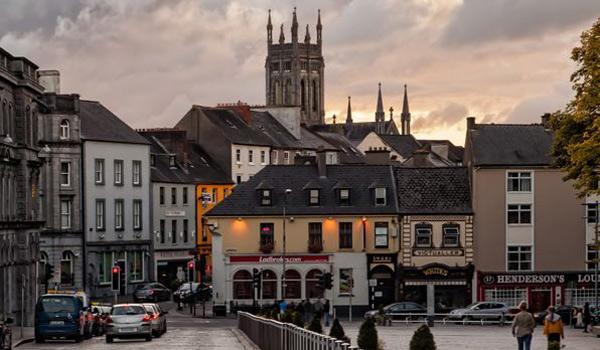 Kilkenny is Ireland's most intact Medieval City