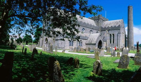 St Canices Cathedral, Kilkenny