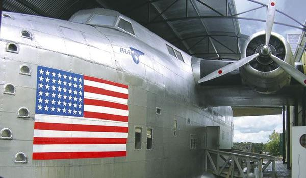 The Flying Boat Museum in Foynes, County Limerick