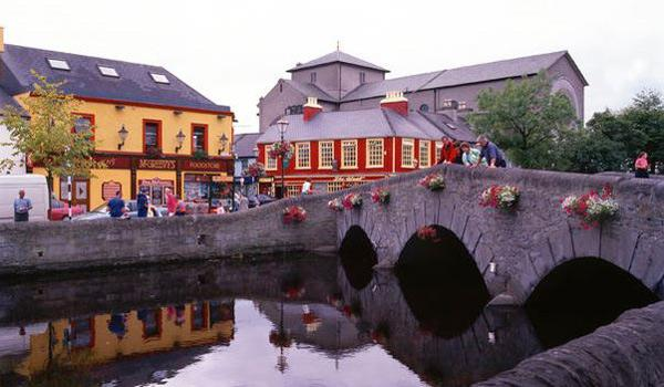 Westport in County Mayo is a Picturesque Gem of the West.
