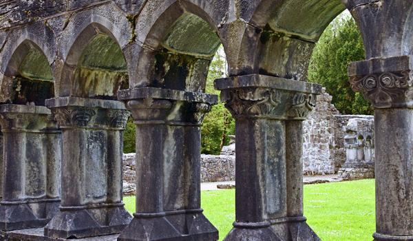 Cong Abbey - County Mayo
