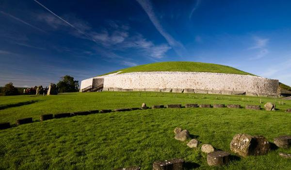 The 5000 Year-Old Megalithic Passage Tomb at Newgrange