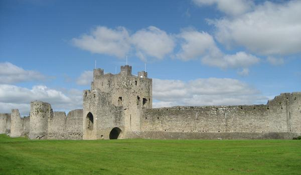 Trim Castle - The Setting for the City of Yorke in Braveheart