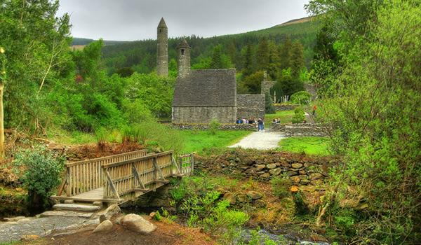 The 6th Century Monastic Site at Glendalough