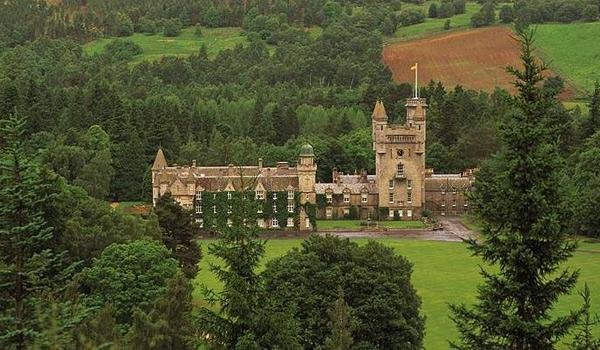 Balmoral Castle - the Queen's Scottish Residence