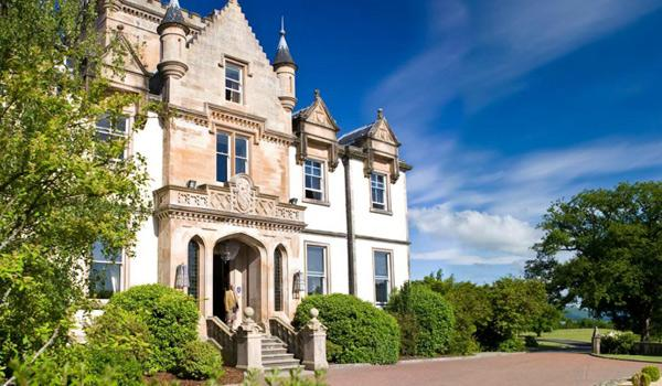 Enchanting Cameron House on the shores of Loch Lomond.
