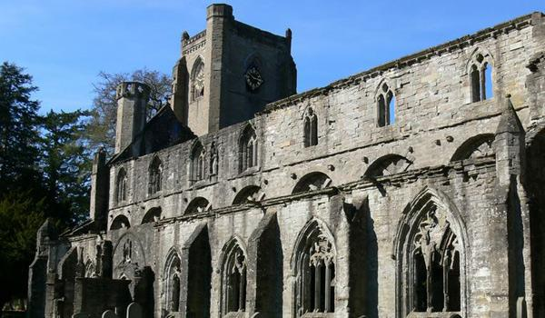 The Impressive Ruins of Dunkeld Cathedral