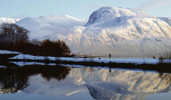 Ben Nevis near Fort William